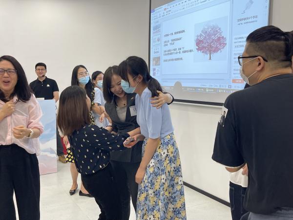 深圳前海世茂大厦联合樊登读书会,打造一场沉浸式解压之旅