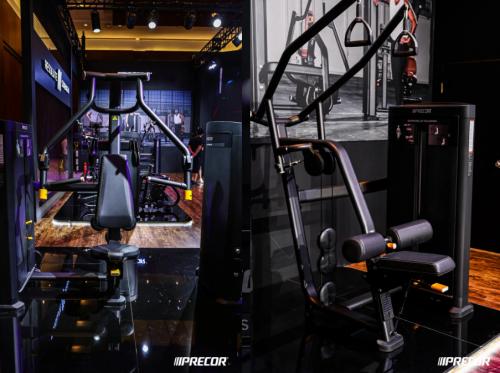 第十届CHINAFIT拉开帷幕,Precor必确新品原力系列引爆现场