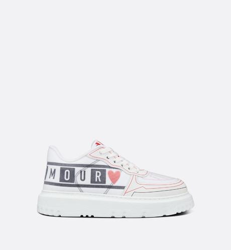 迪奥七夕情人节限定运动鞋,不用纠结情人节送什么礼物