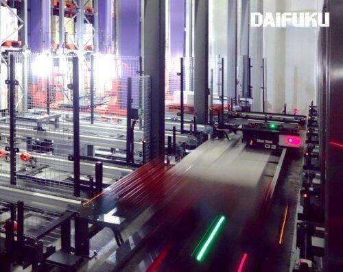 深耕冷库自动化,打造产业升级核心引擎