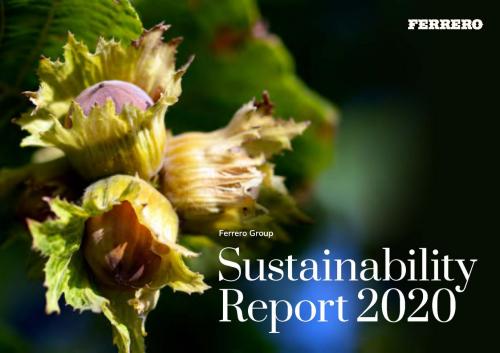 费列罗发布第十二期《可持续发展报告》