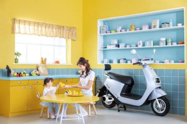 雅迪电动车打造积极、高端、智能化的行业新形象