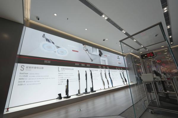 首家旗舰店落地上海 Shark鲨客加速探索中国市场
