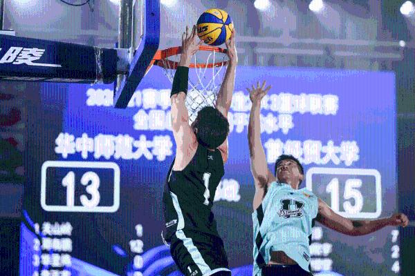 Z时代深拓蓝海,3×3校篮球构建校园体育新生态
