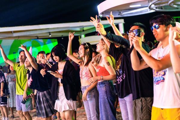 """乐堡纯生海滩热浪派对,掀起""""浪""""的夏日模式!"""
