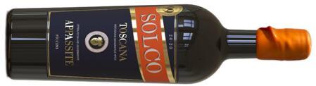 秉承托斯卡纳古法 彼奇尼家族推出微风干红葡萄酒Solco