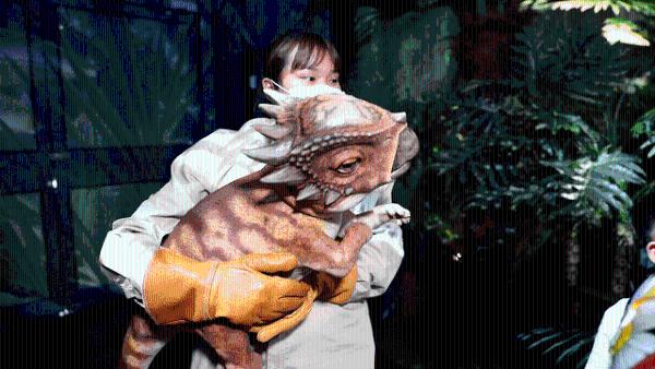 《侏罗纪世界》落户上海 早鸟票预售开启