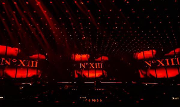 绯红夜色,传奇揭幕 路易十三焕夜 N13 特别款全球首发