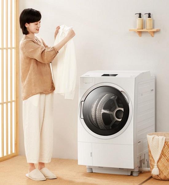 你需要的它都有!东芝X9打造更全面的家庭洗烘体验