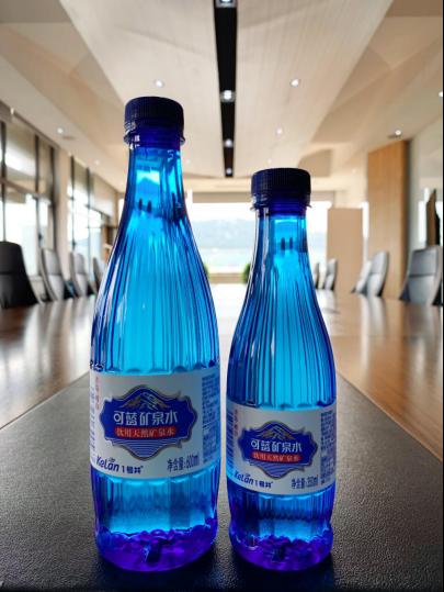 可蓝矿泉水为什么受年轻消费者喜爱,原因找到了