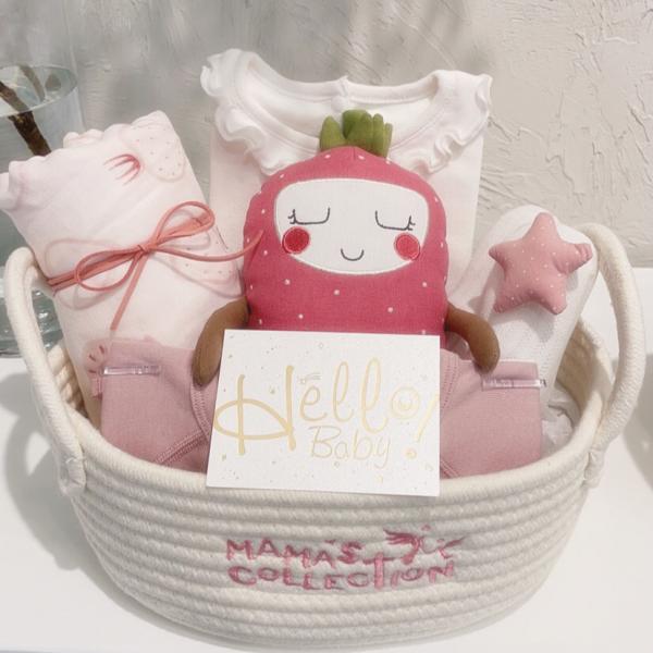 澳洲母婴礼盒MC(mama's collection)进驻中国,优雅设计引追捧