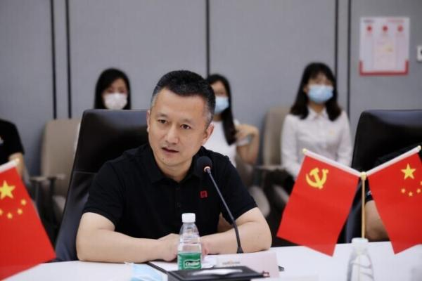 献礼百年华诞丨云天励飞党委正式揭牌