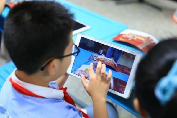 福建:网龙智慧科技进校园 为党史教育赋能