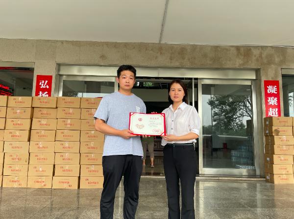 创业公司有担当 EAT&JOY享食鲜面捐赠3600件速食面支援河南