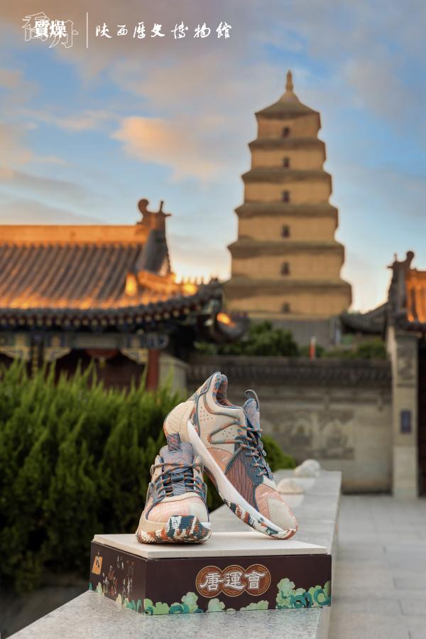 质燥唐潮:乔丹质燥联合陕西历史博物馆,开启国潮新篇章
