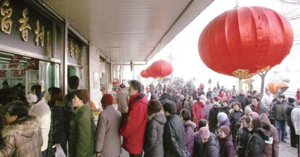 承国潮京韵 传百年稻香 中华老字号北京稻香村的百年繁荣之路