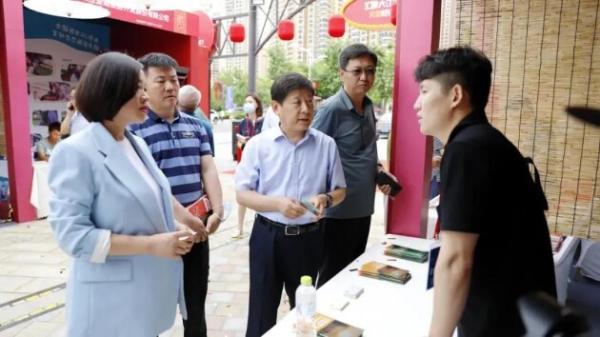 第五届中国文旅产业年会暨南北巷巡回展于那香海景区盛大启幕!