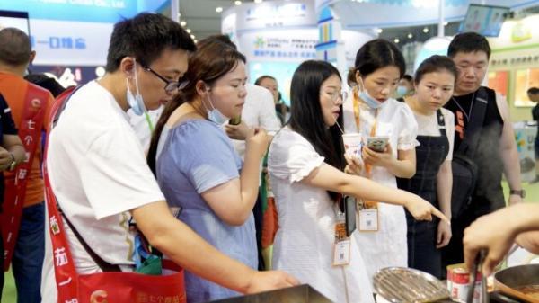 聚焦第十届成都餐饮供应链博览会,高金食品携饕餮美食招待八方宾客