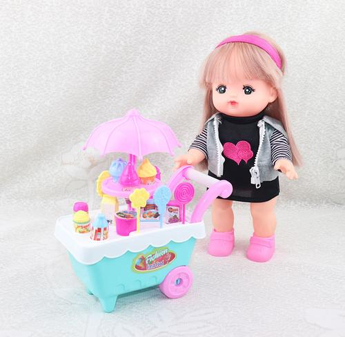 kidsland代理咪露娃娃,宝宝们的爱心启蒙师