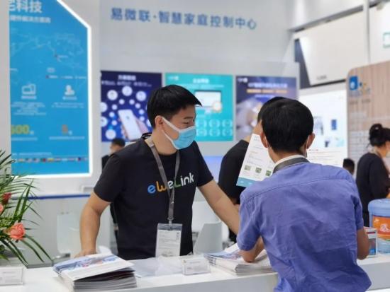 现场直击|2021 GEBT光亚展盛大开幕,酷宅科技引爆全屋智能新潮流