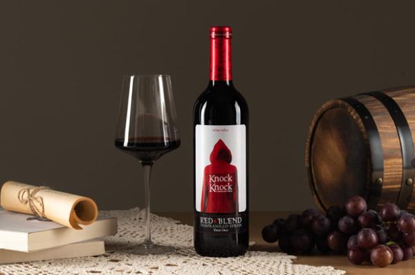 以爱之名 为爱而生 邂逅奥兰小红帽干红葡萄酒