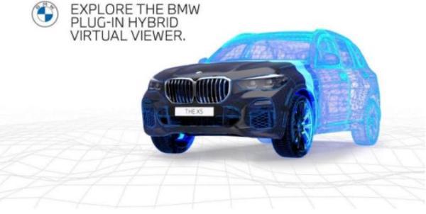 宝马应用VR技术/微美全息以AR科技驱动,协同推进汽车行业走上战略改革道路