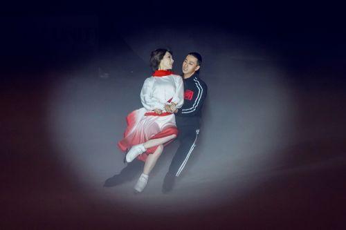 助力冬奥——中国首部原创冰上舞剧《踏冰逐梦》9月京沪上演