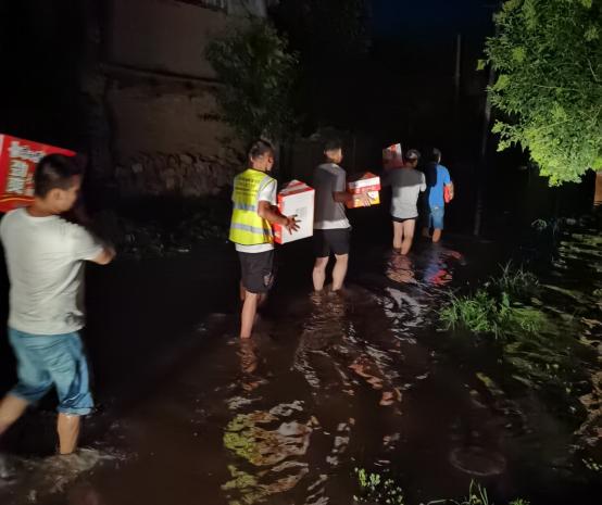 奔赴一线 森马集团紧筹物资支援河南防汛救灾!
