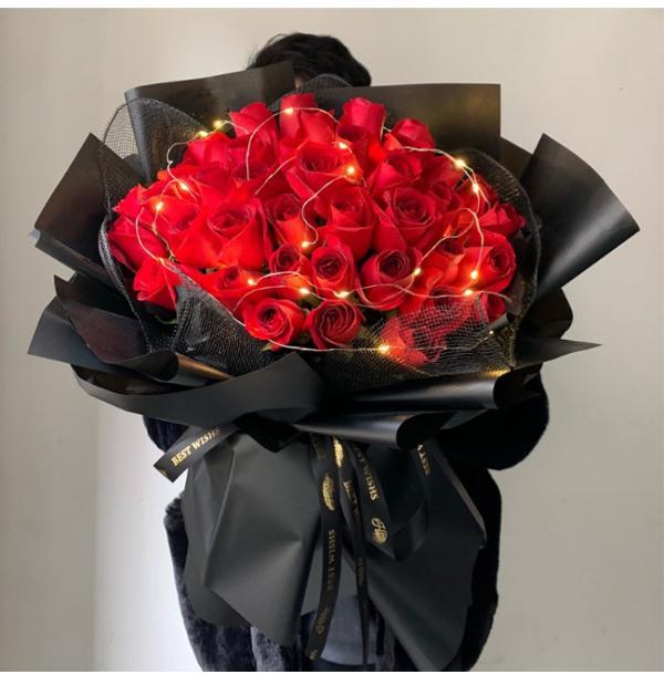 七夕节怎么过?用Rosewin鲜花记录最浪漫的故事