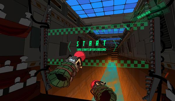 VR解谜竞速游戏《宇航者:木星失衡》上线Pico Store