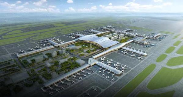 日立电梯中标萧山国际机场三期工程