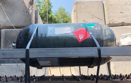 破防?未势能源70MPa IV型车载储氢瓶烈火可挡,永不破防!