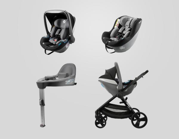 安全座椅发展新历程:模组式儿童安全座椅的优势所在