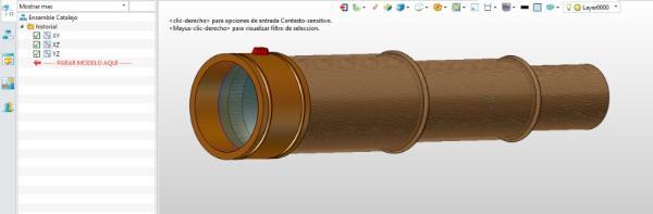 """现代与历史的碰撞:阿根廷学生应用中望3D,技术重现达·芬奇""""飞碟""""坦克原型"""