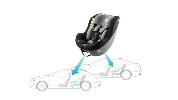 打破传统!模组式儿童安全座椅带来全新出行体验