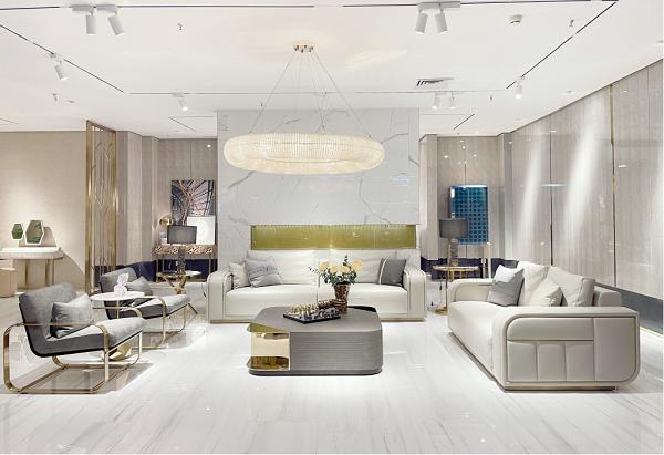 意式轻奢家具,古典与前卫的美妙平衡!