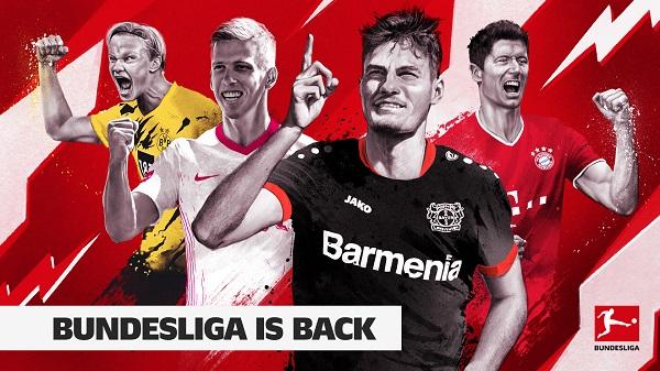 群星闪耀、热情四射、精彩预定!2021/22赛季德甲联赛本周末正式揭幕