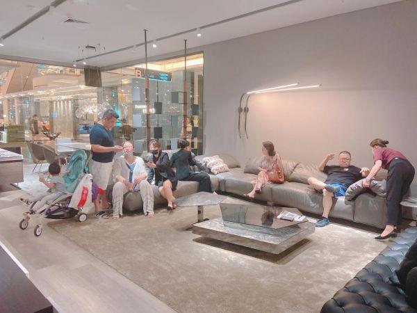 家具卖场人气高涨的秘诀:重环保、重体验、重优惠