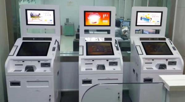 自助柜员机创新升级 精益VTM300助力银行数字化转型