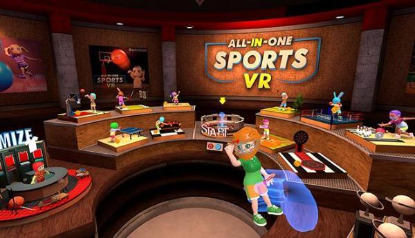 《多合一运动 VR》登陆 Pico Store,10款体育项目点燃夏末运动潮