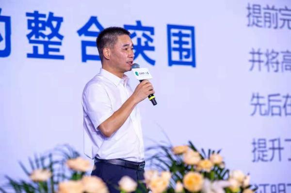 引领行业 行远致深| 木林森亮相2021中国(广州)空净展览会