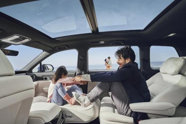 理想ONE汽车,为全家人打造幸福出行体验