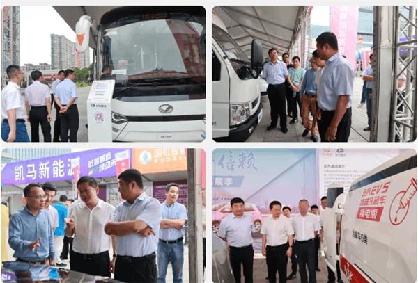2021年江西省首届新能源汽车下乡活动圆满收官