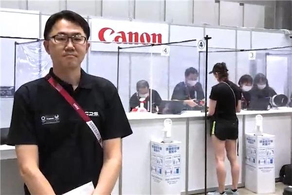 """别让摄影师停下工作!佳能在2020东京奥运会中展现的""""幕后魂"""""""