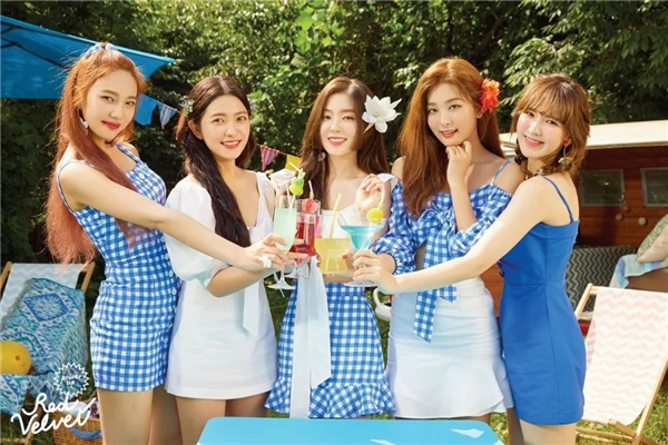 人气女团Red Velvet新专《Queendom》登陆酷狗,多元曲风高燃来袭
