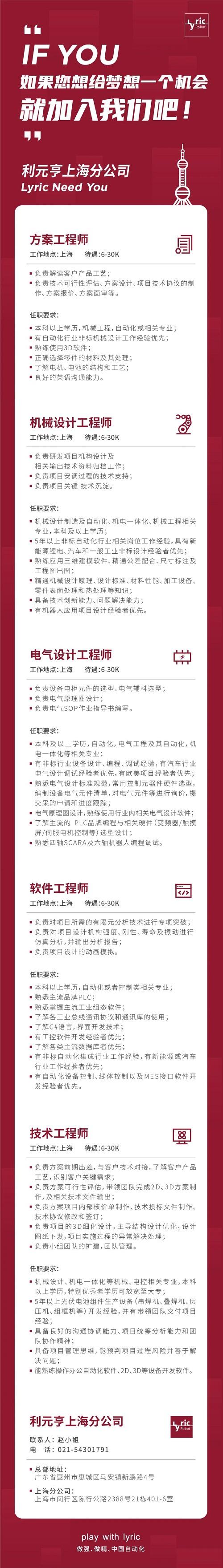 重磅 ! 利元亨上海分公司正式成立,国际化进程再添新动力!