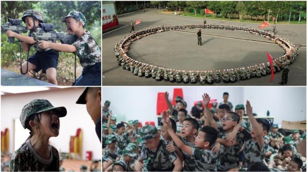 体验一段磨砺,感悟一番成长——军事主题夏令营广受欢迎