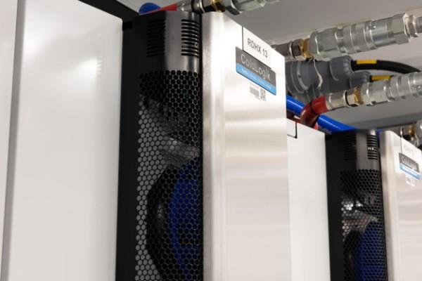 瑞技成为数据中心制冷行业专家USystems全球合作伙伴
