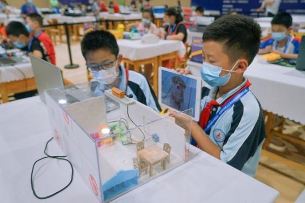 少年硅谷全国青少年人工智能主题挑战赛圆满落幕