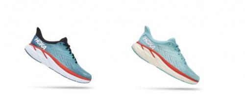 为跑而生,共至高远 HOKA ONE ONE新一代Clifton 8跑鞋发售